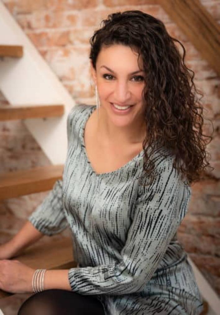 Chiropractor Michele van Lier