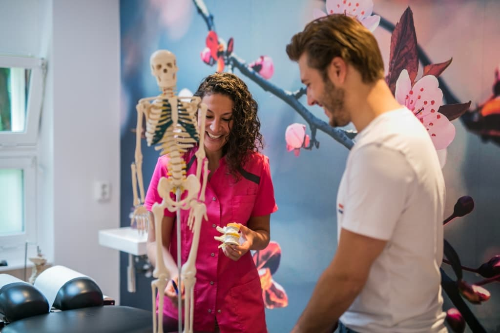 chiropractie behandeling in Utrecht